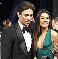 Joey Essex and Lorena Medina at the National Television Awards.jpg