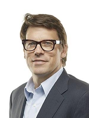 Johann Olav Koss - Image: Johann Koss cropped 72dpi 2013