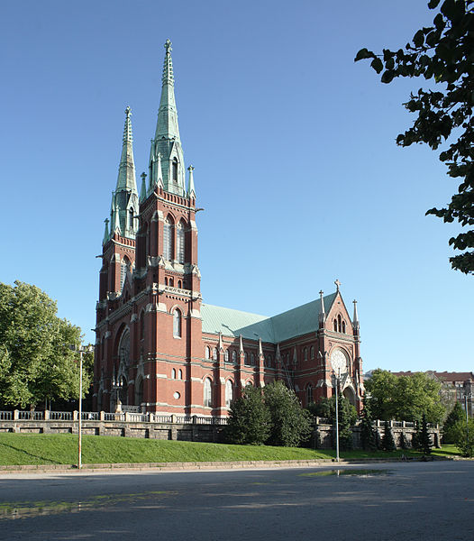 File:Johanneksen kirkko Johannes church.jpg