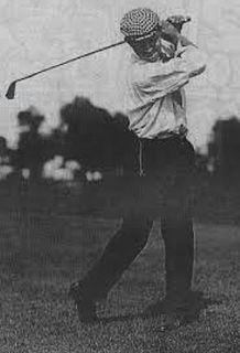 John Shippen American golfer
