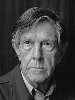 John Cage American avant-garde composer