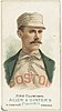 John Clarkson, Boston Beaneaters, baseball card portrait LCCN2007678540.jpg