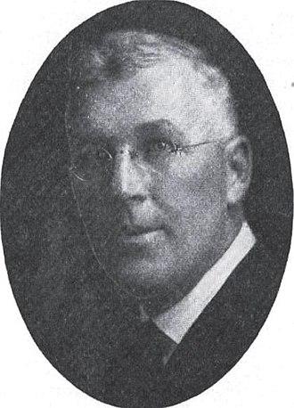 John H. Taylor (Mormon) - John H. Taylor ca. 1936