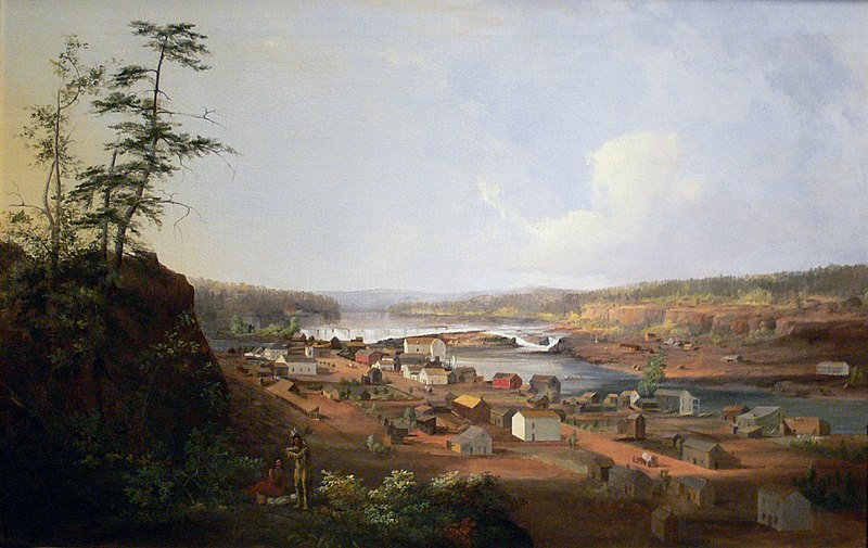 File:John Mix Stanley Oregon City on the Willamette River Amon Carter Museum.jpg