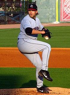 John Rheinecker American baseball player