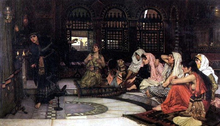 John William Waterhouse oracle 1884.png