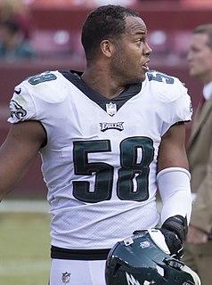 Jordan Hicks American football linebacker