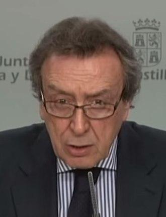 Junta of Castile and León - Image: José Antonio de Santiago Juárez 2015 (cropped)