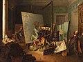 Josef Danhauser-Komische Szene im Atelier.jpg