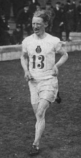 Josef Ternström Swedish long-distance runner