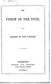 Joseph Drew - The Vision of the Pope.pdf