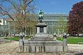 Joseph II monument, Schönbrunn 07.jpg