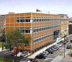 British Oceanographic Data Centre - Joseph Proudman Building, Liverpool.