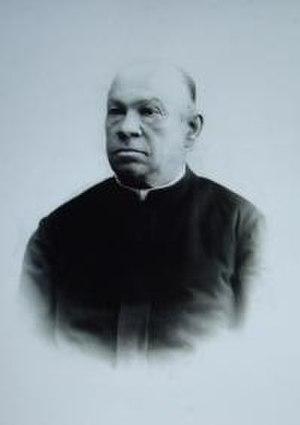 József Borovnyák - Image: Jozsef Borovnjak