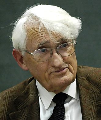 Constitutional patriotism - Jürgen Habermas, who furthered the ideas of constitutional patriotism