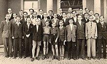 Jugend-Schachmeisterschaft 1949 Bad Klosterlausnitz