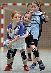 Jugendhandball weiblich E 01