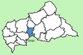 Kémo Prefecture Central African Republic locator.png
