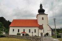 Kľačno - katolícky kostol 2.jpg