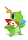 KDE mascot Konqi for game applications.png
