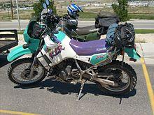 Kawasaki KLR650 - Wikipedia