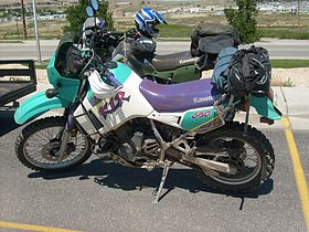 Image illustrative de l'article Kawasaki KLR650