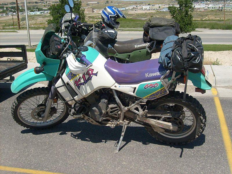 Yamaha Moped Touring Bike
