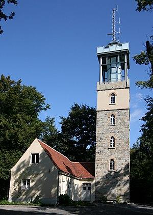 Kamenz - Lessing Tower