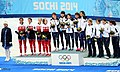 KOCIS Korea ShortTrack Ladies 3000m Gold Sochi 28 (12629496463).jpg