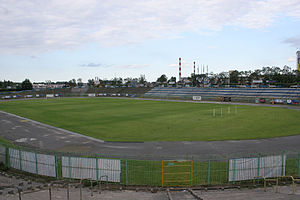 Stomil Olsztyn (football) - OSiR Stadium