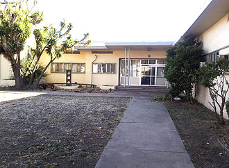 Kaiser Permanente - Kaiser Field Hospital in Richmond, California.  Defunct since 1995