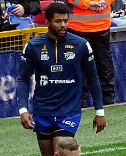 Kallum Watkins England international rugby league footballer