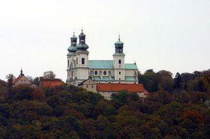 Bielany - lasztor Kamedu��w