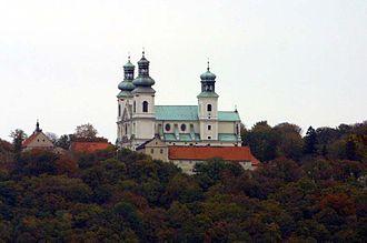 Camaldolese - Camaldolese Priory of Bielany in Kraków, Poland