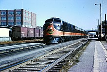City of New Orleans (train) - Wikipedia