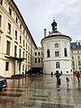 Kaple Svatého Kříže, Pražský Hrad, Hradčany, Praha, Hlavní Město Praha, Česká Republika (48791983181).jpg