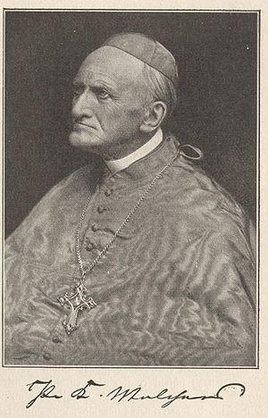 Paul Melchers - Image: Kardinal Melchers Köln JS