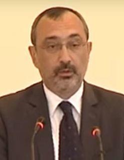 Nagorno Karabakh politician