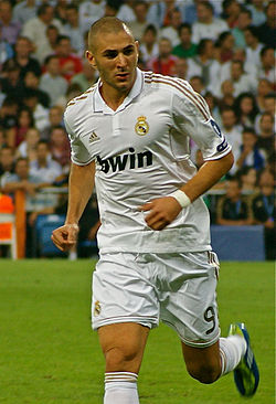 Karim BENZEMA - Wikipedia, the free encyclopedia
