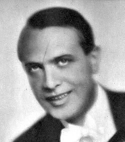 Karl Gerhard 1930.