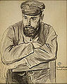 Karol Zyndram Maszkowski Pułkownik Edward Rydz-Śmigły 1915.jpg