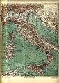 Karta över Italien, 1910, Nordisk familjebok.jpg