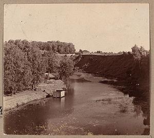 Kashinka River - Kashinka River in Kashin