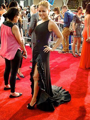 Kat DeLuna - DeLuna at the 2012 Alma Awards