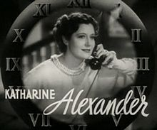 Katharine Alexander in After Office Hours trailer.jpg
