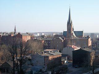 Bogucice Katowice District in Silesian Voivodeship, Poland