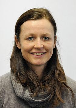 Katrin Zeller bei der Olympia-Einkleidung Erding 2014 (Martin Rulsch) 01.jpg