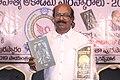 Kavi Siddartha With Book Bommalabavi & Telangana Sathiya Academy Award 2019.jpg