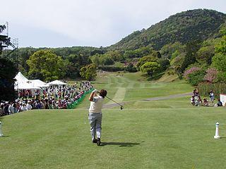 Ayako Okamoto professional golfer