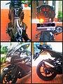 Kawasaki - 2008 - Ninja 250R - Custom Fiberglass Bodykit 10.jpg